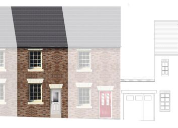 Thumbnail 2 bed terraced house for sale in Wade Street, Littleover, Derby
