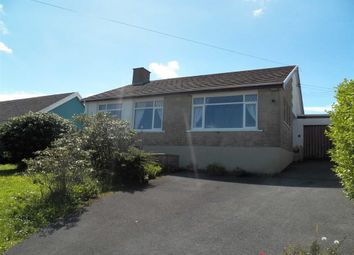 Thumbnail 3 bed detached bungalow for sale in Chapel Road, Keeston, Haverfordwest