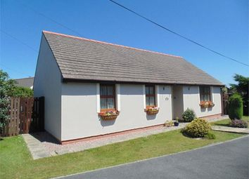 Thumbnail 2 bed detached bungalow for sale in Homelea, Lamborough Crescent, Clarbeston Road, Pembrokeshire