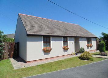 Thumbnail 3 bed detached bungalow for sale in Homelea, Lamborough Crescent, Clarbeston Road, Pembrokeshire