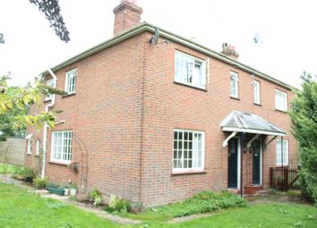 Thumbnail 2 bed semi-detached house to rent in Baydon Road, Shefford Woodlands, Hungerford, 7An.