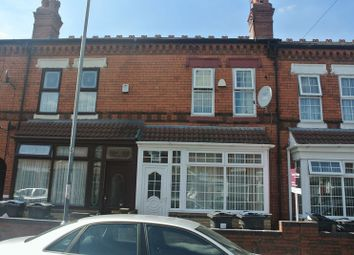 Thumbnail 4 bedroom terraced house for sale in Tenby Road, Moseley, Birmingham