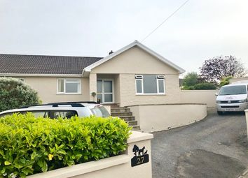 Thumbnail 3 bed detached bungalow to rent in Douglas James Way, Haverfordwest