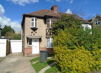 Thumbnail 3 bed semi-detached house to rent in Manor Drive, Mill Hill