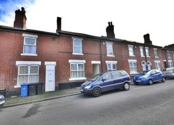 Thumbnail 2 bedroom terraced house for sale in Harrington Street, Pear Tree, Derby