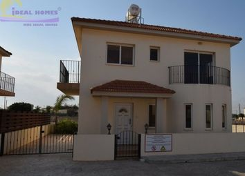 Thumbnail 3 bed detached house for sale in Xylofagou, Larnaca, Cyprus