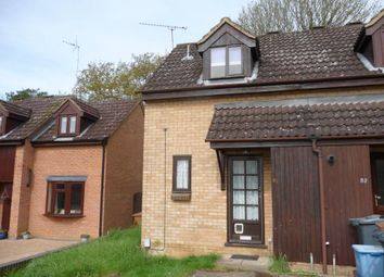 Thumbnail 1 bed property to rent in Downlands, Stevenage