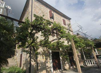 Thumbnail 6 bed terraced house for sale in 2111, Kumbor, Montenegro