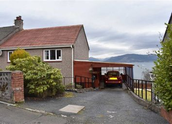 Thumbnail 3 bed semi-detached house for sale in 32, St Andrews Drive, Gourock