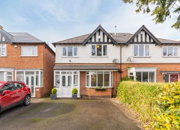 3 bed semi-detached house for sale in Fox Hollies Road, Hall Green, Birmingham B28