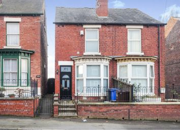 3 bed semi-detached house for sale in Main Road, Sheffield S9