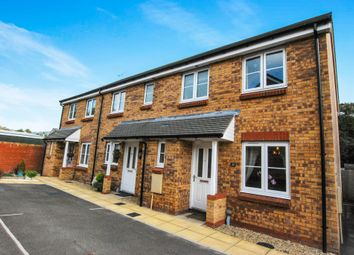 Thumbnail 3 bed end terrace house for sale in Waun Draw, Caerphilly
