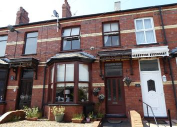 Thumbnail 3 bed terraced house for sale in Friars Avenue, Bangor