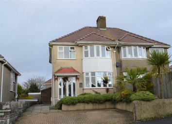 Thumbnail 3 bed semi-detached house for sale in Townhill Road, Swansea