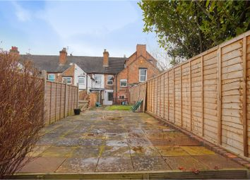 Thumbnail 2 bed terraced house for sale in Tutbury Road, Burton-On-Trent