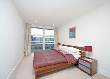 Thumbnail 1 bed flat to rent in Chelsea Bridge Wharf, Queenstown Road, Battersea