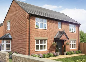 "Thumbnail 3 bed semi-detached house for sale in ""Bailey"" at Grange Avenue, Oldham"