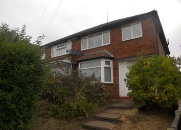 Thumbnail 3 bed property to rent in Langford Avenue, Great Barr, Birmingham