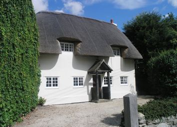 Thumbnail 2 bed cottage for sale in Thame Road, Stadhampton, Oxford