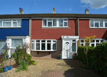 Thumbnail 3 bedroom terraced house to rent in Stansted Crescent, Bexley, Kent