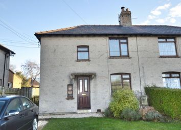 Thumbnail 3 bed semi-detached house for sale in Grange Road, Shilbottle, Alnwick