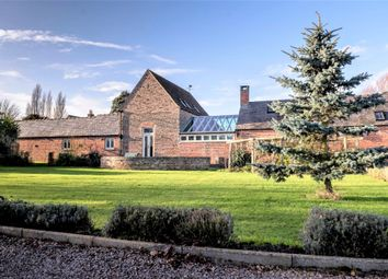 Thumbnail 4 bed barn conversion for sale in Skeldyke Road, Kirton, Boston, Lincolnshire