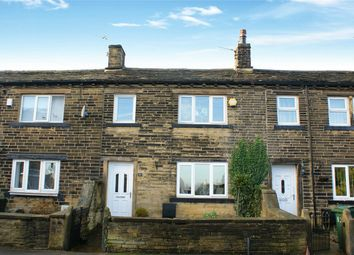 Thumbnail 3 bed terraced house for sale in North Parade, Allerton, West Yorkshire