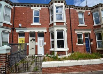 Thumbnail 2 bed flat to rent in Trewhitt Road, Heaton, Newcastle Upon Tyne