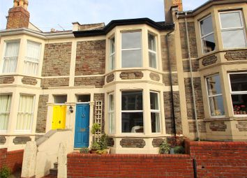 Thumbnail 4 bed terraced house for sale in Islington Road, Southville, Bristol