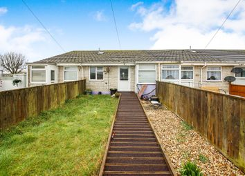 Thumbnail 2 bed terraced bungalow for sale in Tobys Close, Portland