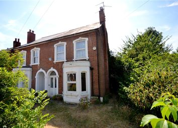 Thumbnail 4 bedroom semi-detached house for sale in Crescent Road, Reading, Berkshire