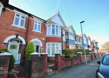 Thumbnail 4 bedroom terraced house for sale in Kensington Road, Portsmouth