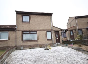 Thumbnail 2 bed end terrace house for sale in Kirkton Place, Cowdenbeath