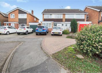Chestnut Walk, Chelmsford CM1. 4 bed semi-detached house for sale