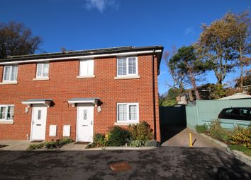 Thumbnail 3 bed semi-detached house for sale in Crosstrees, Allotment Road, Sarisbury Green, Southampton