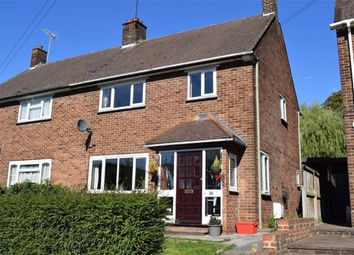 Thumbnail Semi-detached house for sale in Firsgrove Crescent, Brentwood, Essex