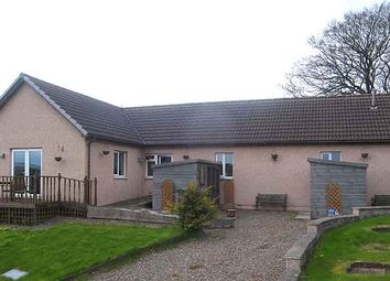 Thumbnail 3 bed detached bungalow for sale in Millside Cottage, Kikconnel