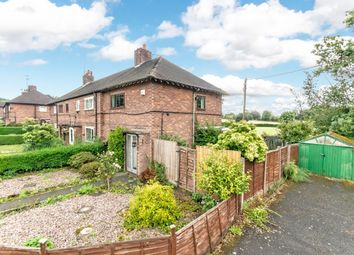 Thumbnail 2 bed semi-detached house for sale in Moss Drive, Manley, Frodsham