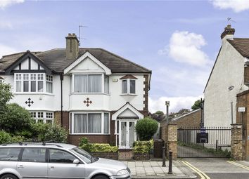 Thumbnail 3 bed end terrace house for sale in Sutton Court Road, London
