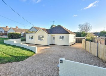 Thumbnail 3 bed detached bungalow for sale in Spring Lane, Fordham Heath, Colchester, Essex