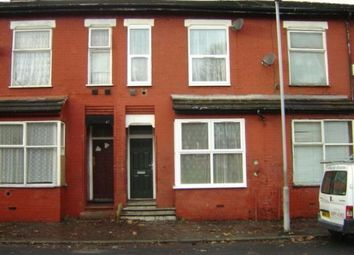 Thumbnail 3 bed terraced house for sale in Russell Street, Manchester