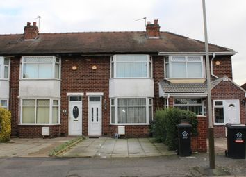 Thumbnail 3 bed town house for sale in Rosedale Avenue, Rushey Mead, Leicester