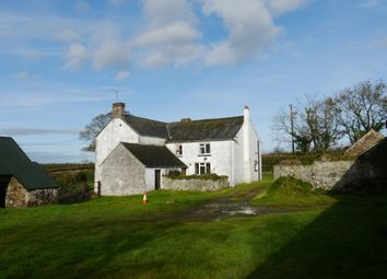 Thumbnail 5 bed farmhouse for sale in Begelly, Kilgetty, Pembrokeshire