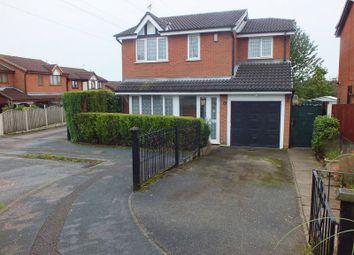 4 bed detached house for sale in Rossett Grove, Packmoor, Stoke-On-Trent ST6