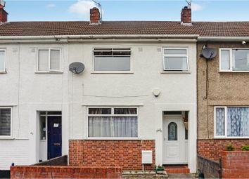 Thumbnail 3 bed terraced house for sale in Elmdale Road, The Chessels