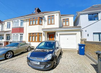 Thumbnail 4 bed semi-detached house for sale in Melbury Avenue, Norwood Green
