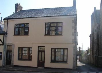 Thumbnail 2 bed flat to rent in Lower East Street, St. Columb