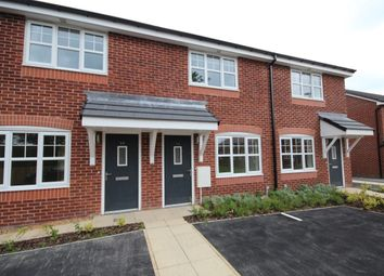 Thumbnail 2 bed terraced house for sale in Lapwing Close, Claughton-On-Brock, Preston