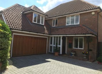 Thumbnail 5 bed detached house for sale in Marrabon Close, Sidcup, Kent