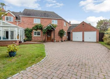 Thumbnail 6 bed detached house for sale in Main Street, Burton-On-Trent, Staffordshire
